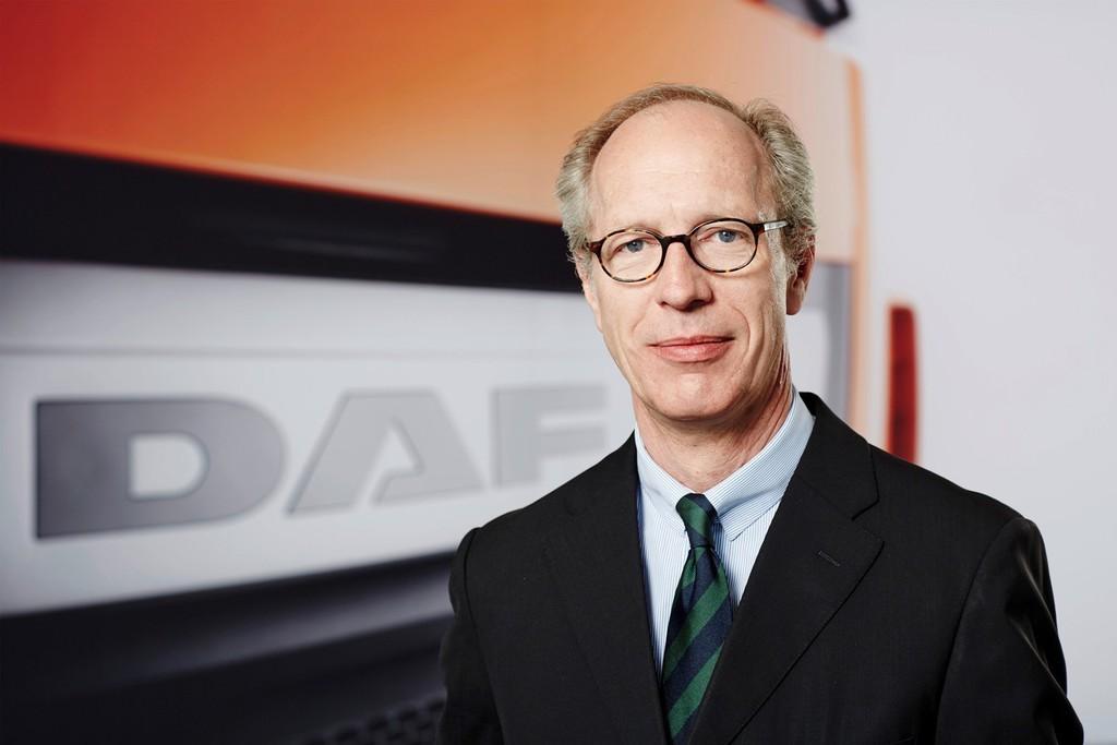 Schroeder wird DAF-Geschäftsführer. © spothits/Auto-Medienportal.Net/DAF