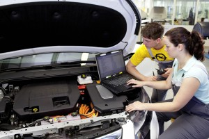 150 Jahre Berufsausbildung bei Opel. © spothits/Auto-Medienportal.Net/Opel