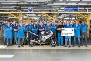 BMW startet Produktion der S 1000 XR. © spothits/Auto-Medienportal.Net/BMW