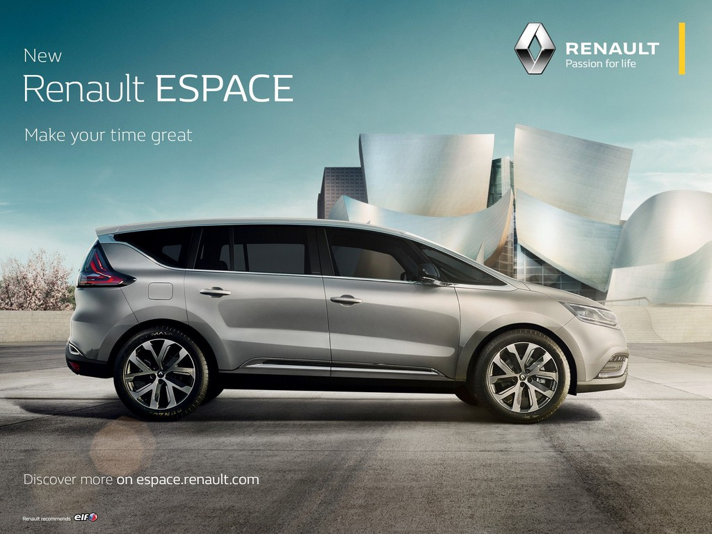 Renault wechselt den Markenclaim. © spothits/Auto-Medienportal.Net/Renault