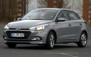Hyundai i20 1.2 Trend: Selbstbewusste Größe. © spothits/Auto-Medienportal.Net/Busse