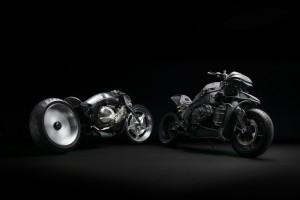 Customizer nehmen sich der BMW K 1600 GTL an. © spothits/Auto-Medienportal.Net/BMW