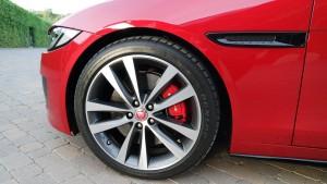 Jaguar XE: Platz da!. © spothits/Auto-Medienportal.Net/Jaguar
