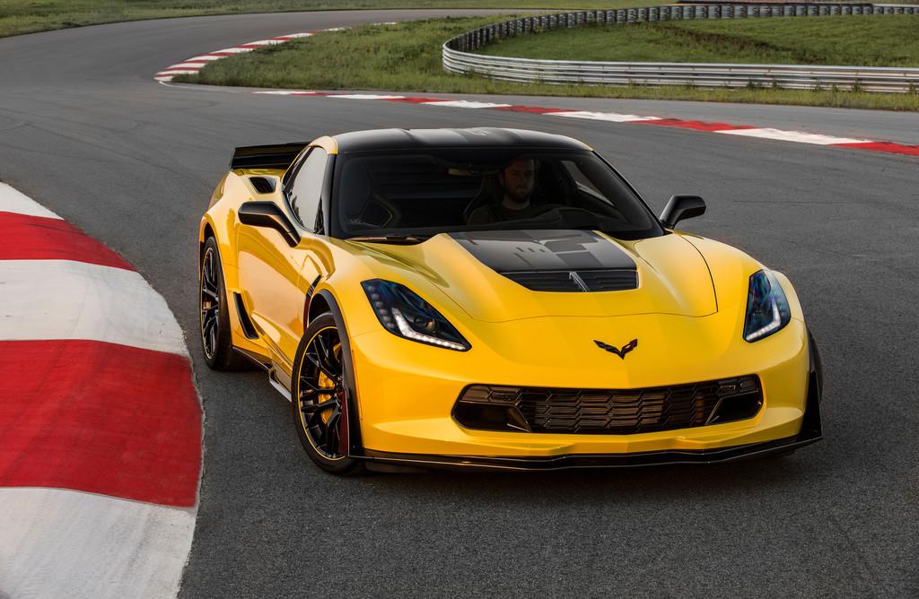 Renn-Corvette für die Straße. © spothits/Auto-Medienportal.Net/General Motors
