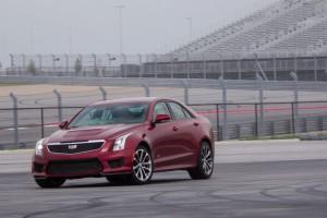 Cadillac ATS-V: Der amerikanische M3-Killer. © spothits/Auto-Medienportal.Net/Cadillac
