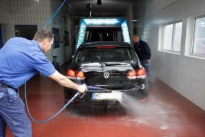 Einfache Waschprogramm reichen meist aus.© spothits/Auto-Medienportal.Net/ADAC