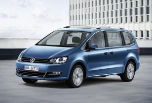 Volkswagen Sharan ab sofort bestellbar. © spothits/Auto-Medienportal.Net/Volkswagen
