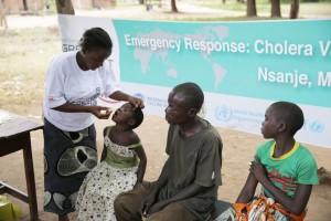 Kia unterstützt Cholera-Impfprogramm in Malawi. © spothits/Auto-Medienportal.Net/Kia