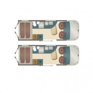 Kompakter Fall für zwei: Karmann Dexter 590. © spothits/Auto-Medienportal.Net/Karmann-Mobil