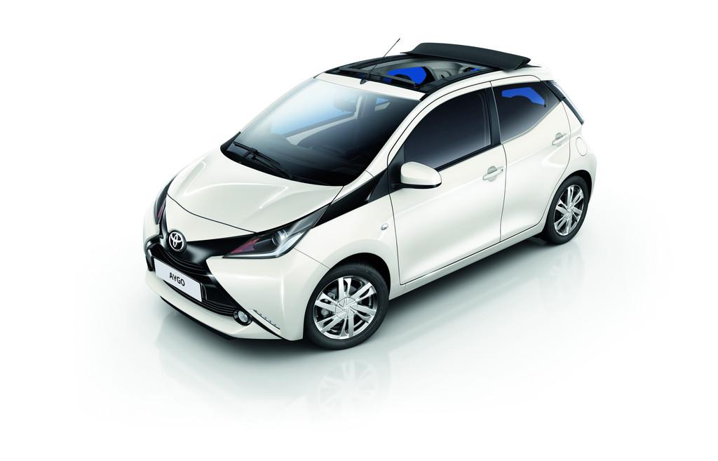 Toyota bietet Aygo X-Wave für 99 Euro pro Monat. © spothits/Auto-Medienportal.Net/Toyota
