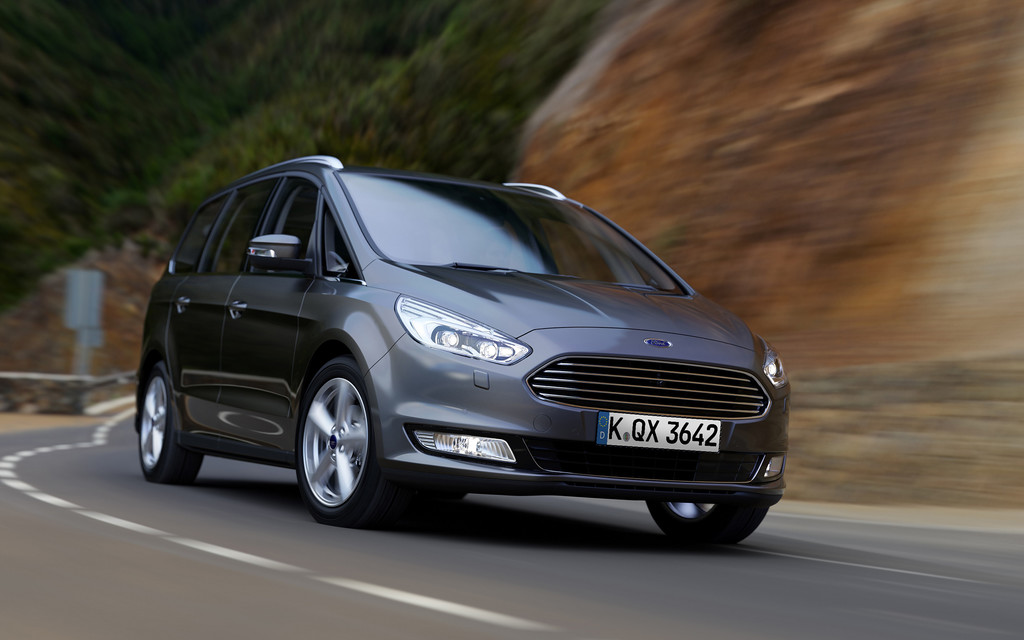 Intelligenter Allradantrieb für Ford Galaxy. © spothits/Auto-Medienportal.Net/Ford