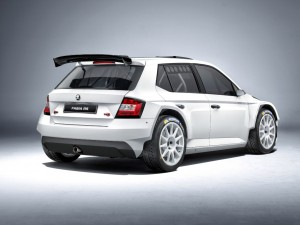 Skoda Fabia R 5 bekommt FIA-Rallye-Zulassung. © spothits/Skoda