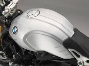 BMW R nineT Aluminium-Tank mit geschliffener Schweißnaht. © spothits/BMW