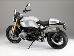 BMW R nineT Aluminium-Tank mit unsichtbarer Schweißnaht. © spothits/BMW