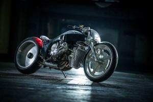 BMW Motorrad Ignite Straight Six Projekt. © spothits/BMW