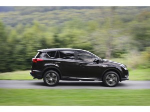 Test Toyota RAV4: Little Brother. © spothits/Toyota