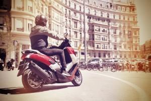 Yamaha NMAX: Neuer 125er Citiyroller für Einsteiger. © spothits/Yamaha