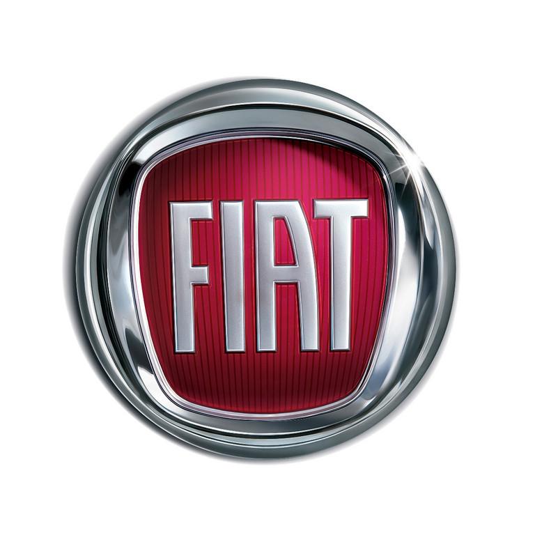 Fiat kündigt Kompaktlimousine an. © spothits/Logo-Fiat