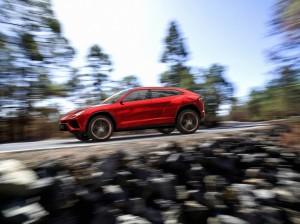 Beschlossene Sache: Lamborghini baut SUV. © spothits/Auto-Medienportal.Net/Lamborghini