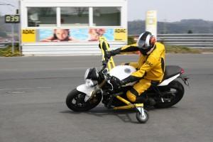 Triumph baut Kooperation mit ADAC Fahrsicherheitszentren aus. © spothits/Auto-Medienportal.Net