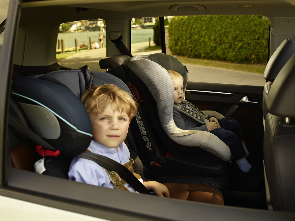 Ratgeber: Kinder im Auto. © spothits/Auto-Medienportal.Net/ADAC