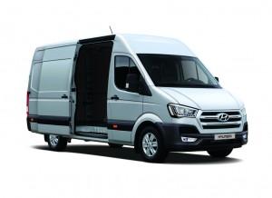 Produktionsstart für den Hyundai H350. © spothits/Auto-Medienportal.Net/Hyundai
