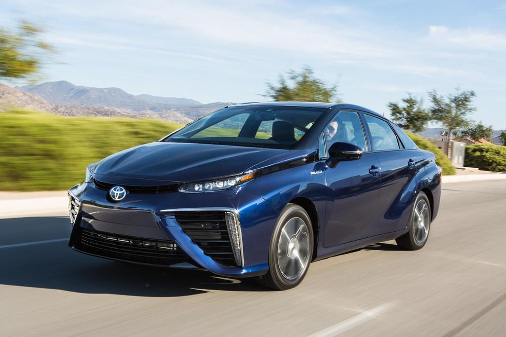 Kein Bullshit: Wasserstoff aus Kuhfladen. © spothits/Auto-Medienportal.Net/Toyota