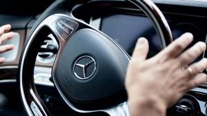 """Weißbuch """"Autonomes Fahren"""" vorgelegt. © spothits/Auto-Medienportal.Net/Daimler"""