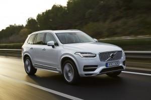 Volvo hat bisher 30 000 Bestellungen für den XC90. © spothits/Auto-Medienportal.Net/Volvo