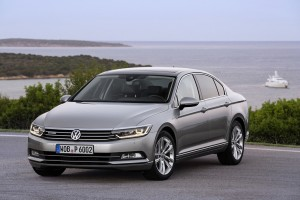 Sparsamster VW Passat jetzt bestellbar. © spothits/Auto-Medienportal.Net/Volkswagen