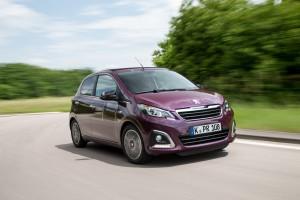 """""""Restwertriesen 2019"""" mit Überraschungen. © spothits/Auto-Medienportal.Net/Peugeot"""