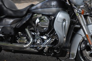 Milwaukee Iron: Die Harley-Davidson Electra Gilde Ultra Limited. © spothits/Auto-Medienportal.Net/Prien