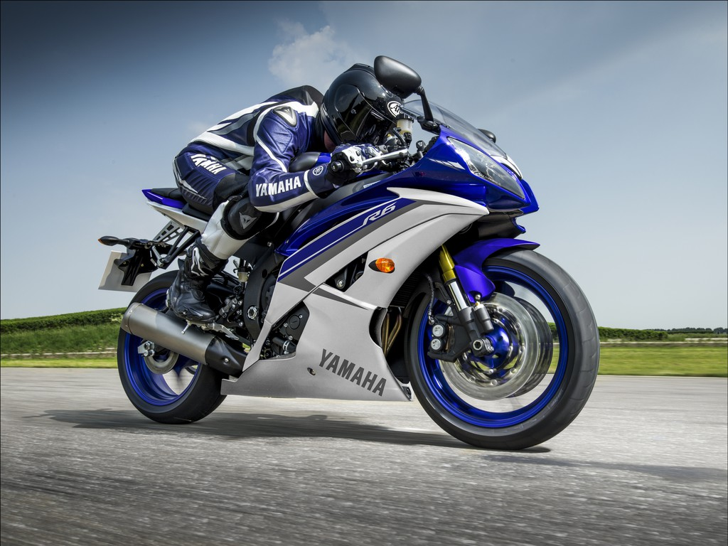 Yamaha YZF-R6 1000 Euro günstiger. © sph/Auto-Medienportal.Net/Yamaha