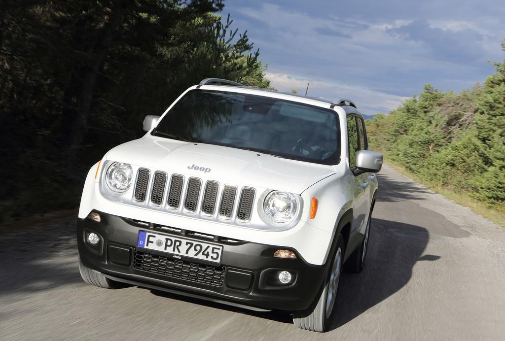 170 PS für den Jeep Renegade. © spothits/Auto-Medienportal.Net/Jeep