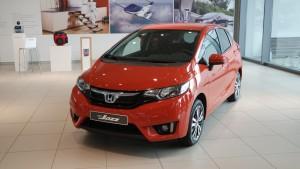 Honda Jazz: Mehr Raum und mehr Assistenten. © spothits/Auto-Medienportal.Net