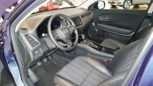 Honda HR-V: Noch ein Raumwunder. © spothits/Auto-Medienportal.Net