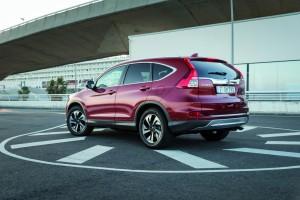 Honda CR-V: Neuer Diesel und Neun-Gang-Automatik. © spothits/Auto-Medienportal.Net/Honda