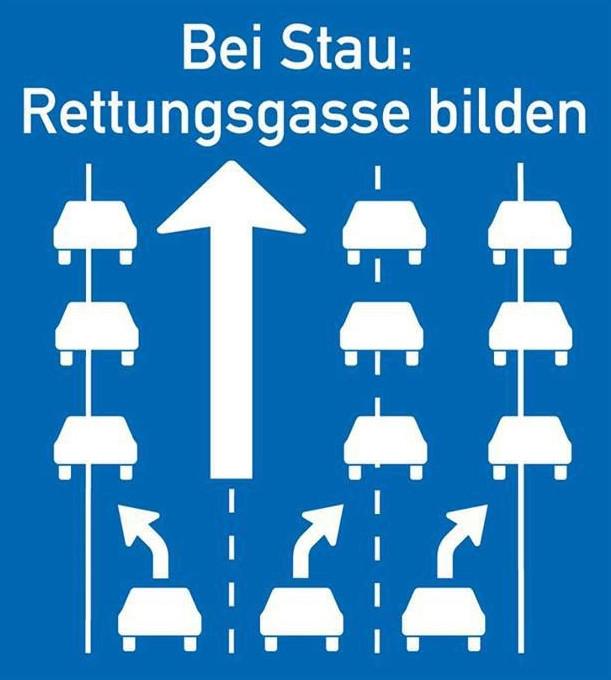 Bahn frei für die Sicherheit!. © spothits/Auto-Medienportal.Net/AvD