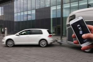 Future-Talks bei Volkswagen: Smartphone statt Lenkrad. © spothits/Auto-Medienportal.Net/Volkswagen