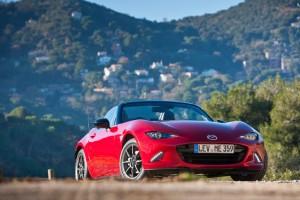 Mazda übernimmt die ersten sechs Raten für einen MX-5. © spothits/Mazda