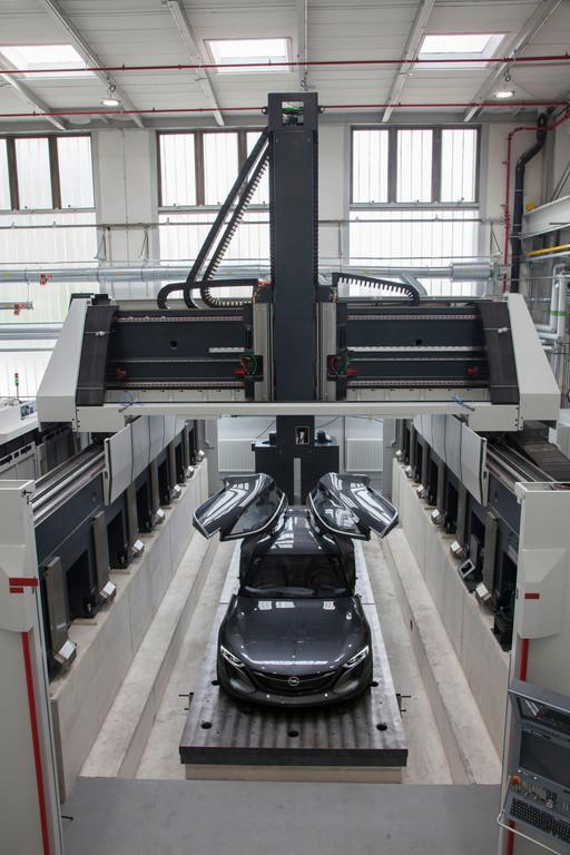 Opel fräst sich jetzt schneller in die Zukunft. © spothits/Auto-Medienportal.Net