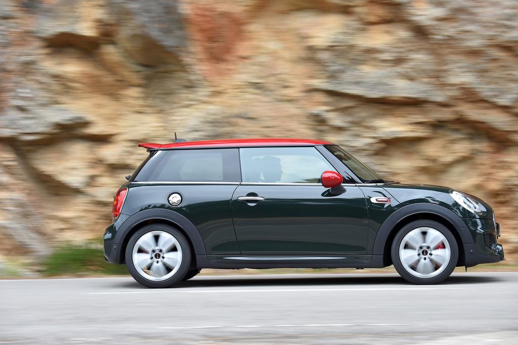Mini John Cooper Works: Noch mehr Performance. © spothits/Auto-Medienportal.Net/BMW