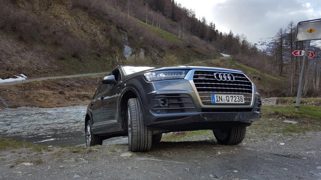 Audi Q7: Was lange währt. © spothits/Auto-Medienportal.Net/Audi
