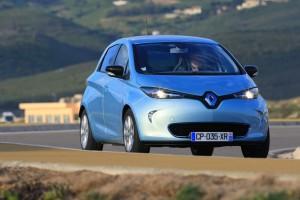 5000 Euro Elektrobonus für den Renault Zoe. © spothits/Auto-Medienportal.Net/Renault