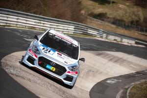 Hyundai schickt zweites Auto ins 24-Stunden-Rennen. © spothits/ Auto-Medienportal.Net/Hyundai