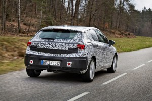 Opel Astra schon gefahren: Durchtrainiert. © spothits/Auto-Medienportal.Net/Opel