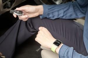 Mercedes-Benz bringt App für die Apple Watch. © spothits/Auto-Medienportal.Net/Daimler