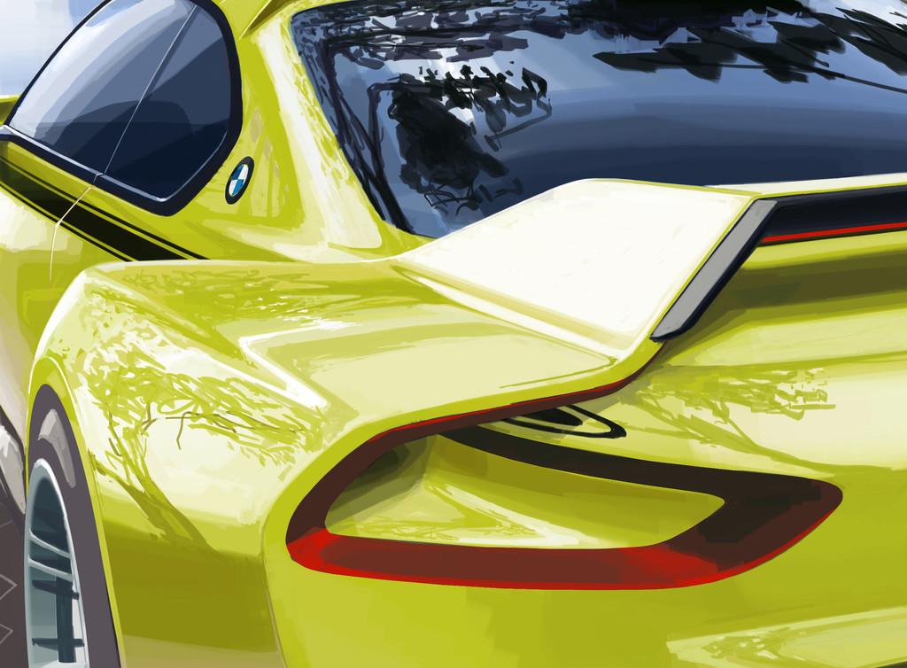 BMW fährt mit 3.0 SCL Hommage zur Villa d'Este. © spothits/Auto-Medienportal.Net/BMW