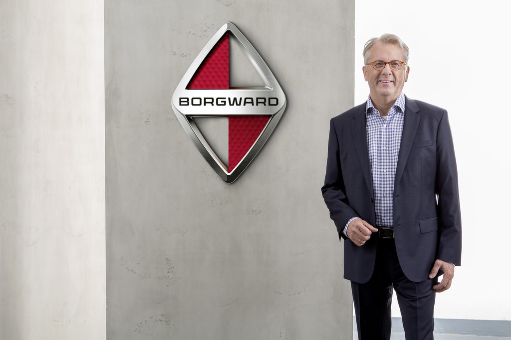 Walker wird Borgward-Vorsitzender. © spothits/Auto-Medienportal.Net/Borgward