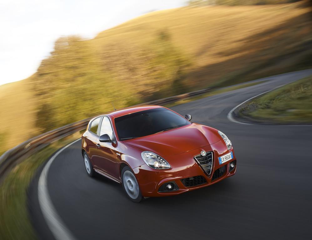 Alfa Romeo Giulietta 1.6 bekommt 15 PS mehr. © spothits/Auto-Medienportal.Net/Alfa Romeo